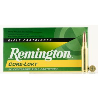 Remington Core-Lokt 260 Remington 140 Grain 20 Round Box R260R1