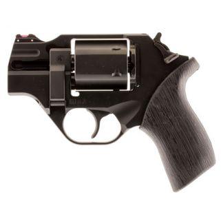 "Chiappa Rhino 200DS 357 Magnum 2"" Barrel W/ Fiber Optic Sights 6Rd Black Rubber Grip/Black CF340216"
