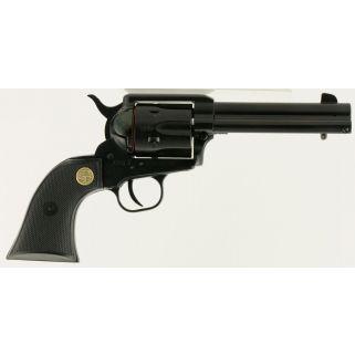 "Chiappa 1873 22LR/22 Magnum 4.75"" Barrel W/ Blade Sights 6Rd Blued CF340250D"