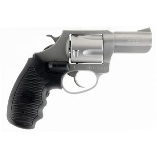 "Charter Arms Bulldog 44 Special 2.5"" Barrel 5Rd Black Laser Grip/Stainless 74424"
