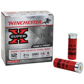 "Winchester Xpert Game Target 20 Gauge 7 Shot 2.75"" 25 Round Box WE20GT7"