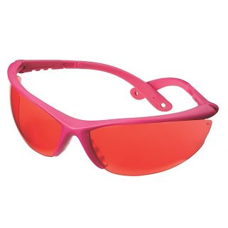 CHAMP 40605 SHOOTING GLASSES PNK/ROSE
