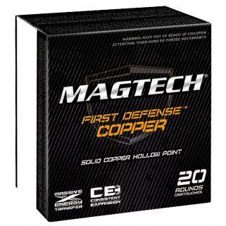 MAGTECH FD357A 357 95 SCHP 20/50