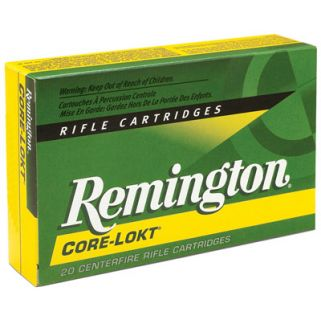Remington Core-Lokt 308 Marlin Express 150 Grain Brass 20 Round Box R308ME1