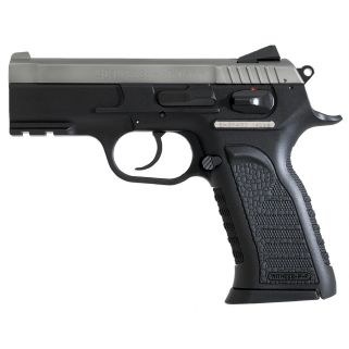 """EAA Witness P Carry 40S&W 3.6"""" Barrel W/ Low Profile Sights 15+1 Duo-Tone 600247"""