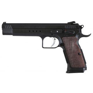 "EAA Wintess Hunter 10mm 6"" Barrel W/ Adjustable Sights 15+1 Wood Grip/Blued 600252"