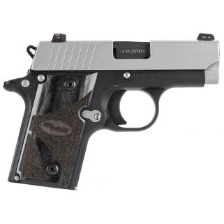 "Sig Sauer P238 Micro-Compact 380ACP 2.7"" Barrel W/ SigLite Night Sights 6+1 Blackwood grips 238380BG"