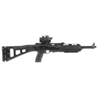 "Hi-Point 995TS Carbine 9mm Luger 16.5"" Barrel W/ Adjustable Sights-Red Dot Scope 10+1 Black 995RDTS"