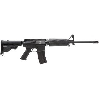 "DPMS Panther Lite 16 223 Remington/5.56NATO 16"" Barrel W/ A2 Sights 30+1 Black 60525"