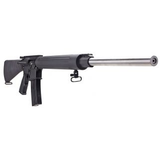 "DPMS Panther Bull 24 223 Remington 24"" Barrel 30+1 Black/Stainless 60508"