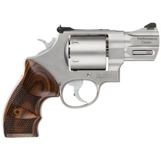 "Smith & Wesson 629 Performance Center 44 Remington Magnum 2.625"" Barrel 6Rd Wood Grip/Stainless 170135"