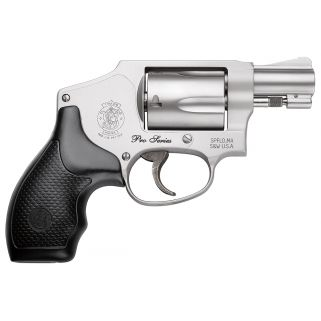 "Smith & Wesson 642 Performance Center Pro 38 Special 1.875"" Barrel 5Rd Black Synthetic Grip/Stainless 178042"
