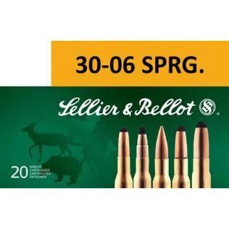 S&B SB3006A 30-06 180 FMJ 20/20