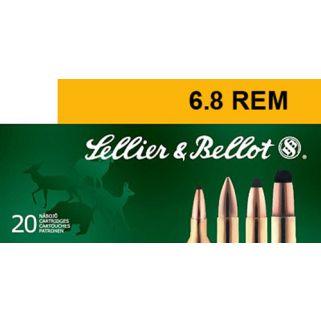 S&B SB68B 6.8 REM 110 PTS 20/30