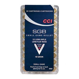 CCI 0058 22 LR SMALL GAME 50/100