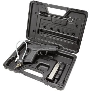 "Springfield Armory XD 9mm Luger 4"" Barrel 10+1 Essential Package XD9101"