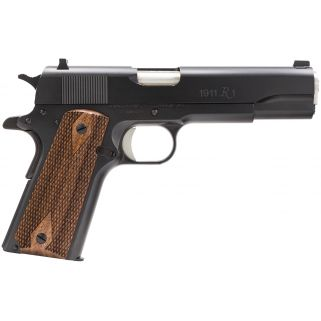 "Remington 1911 R1 45ACP 5"" Barrel 7+1 Walnut Grip/Black 96323"