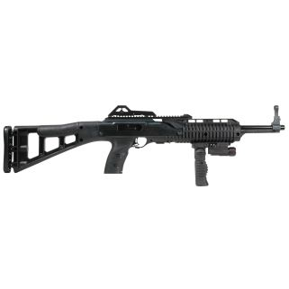 "Hi-Point 995TS Carbine 9mm Luger 16.5"" Barrel 10+1 Forward Grip-Black 995FGFLTS"