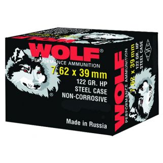 WOLF 762BHP 7.62X39 HP BI 123 1000