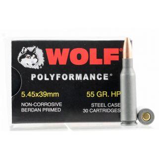 WOLF 545BHP 5.45X39 HP BI 55 750