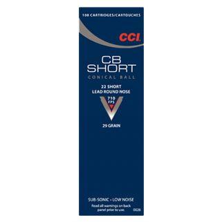 CCI 0026 22 CB 100/50