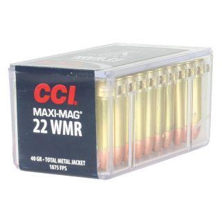 CCI 0023 22 WMR HS MAXI-MAG 50/40