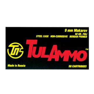 TULA TA918092 9X18MAK 92 FMJ 50/20