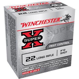 WIN X22LRS 22LR SHOT #12 50/100
