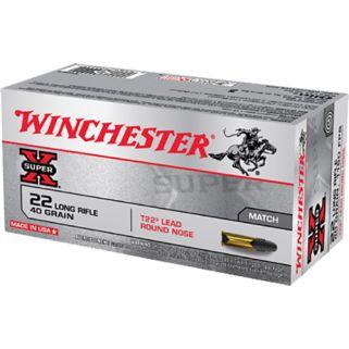 WIN XT22LR 22LR 40 TNTGT 50/100