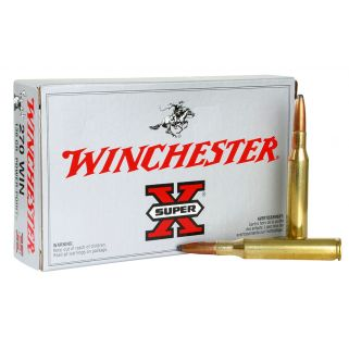 Winchester Super-X 270WIN 130 Grain 20 Round Box X2705