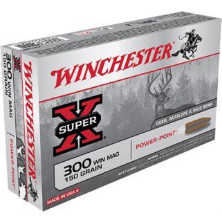 Winchester Super-X 30WIN Magnum 150 Grain 20 Round Box X30WM1