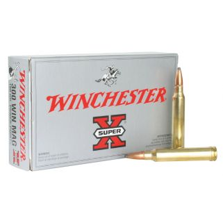 Winchester Super-X 300WIN Magnum 180 Grain 20 Round Box X30WM2