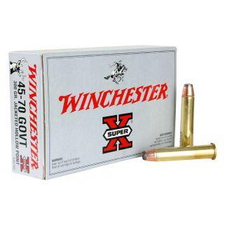 Winchester Super-X 45-70GOVT 300 Grain 20 Round Box X4570H
