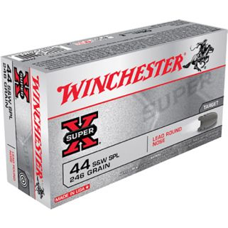 Winchester Super-X 44 Special 246 Grain 50 Round Box X44SP