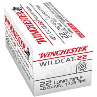 WIN WW22LR 22LR 40 RN 50/100