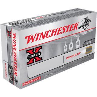 Winchester USA WinClean 357SIG 125 Grain 50 Round Box WC357SIG