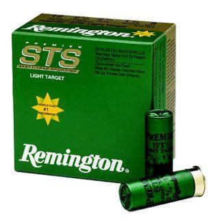 """Remington Shot-to-Shot Target Load 12 Gauge 8 Shot 2.75"""" 25 Round Box STS12LH8"""