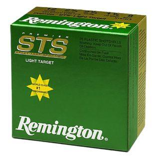 """Remington Shot-to-Shot Target Load 12 Gauge 8.5 Shot 2.75"""" 25 Round Box STS12L85"""
