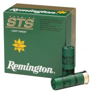 """Remington Shot-to-Shot Target Load 12 Gauge 9 Shot 2.75"""" 25 Round Box STS12L9"""