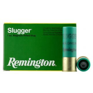 "Remington 12 Gauge Slug Shot 3"" 5Rd Box S12MRS"