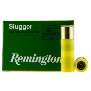 "Remington 20 Gauge Slug Shot 2.75"" 5Rd Box SP20RS"