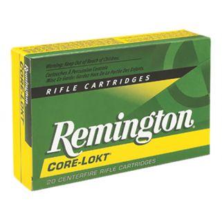 Remington Core-Lokt 25-20 Winchester 86 Grain Brass 50 Round Box R25202