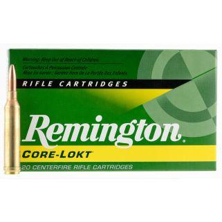 Remington Standard Rifle 264 Winchester Magnum 140 Grain Brass 20 Round Box R264W2