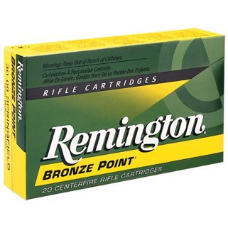 Remington Standard Rifle 6.8mm Remington SPC 115 Grain Brass 20 Round Box R68R1
