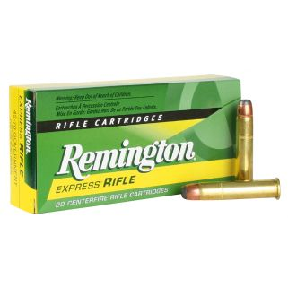 Remington Standard Rifle 45-70 Government 405 Grain Brass 20 Round Box R4570G