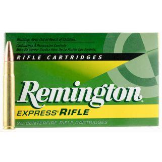 Remington Hight Performance Rifle 25 Whelen 250 Grain Brass 20 Round Box R35WH3