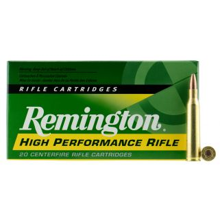 Remington Standard Rifle 220 Swift 50 Grain Brass 20 Round Box R220S1