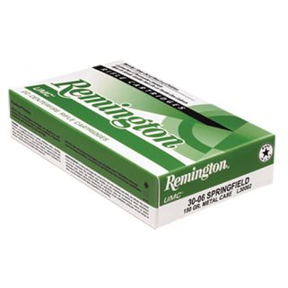 Remington UMC 223 Remington/5.56NATO 45 Grain Brass 20 Round Box L223R7