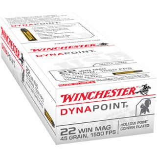WIN USA22M 22 WIN MAG 45 DYPT 50/40