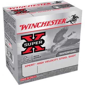 "Winchester Xpert Waterfowl 12 Gauge BB Shot 2.75"" 25 Round Box WEX12BB"